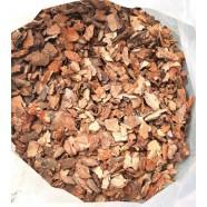 Кора сосни дрібна, 50 л (фр. 0,5-3см)