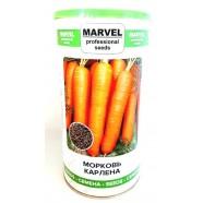Насіння моркви Карлена (Польща), Marvel, 0,5кг