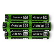 Агроволокно Agreen черное, 50г/м.кв., шир.1,6м, рулон 100м.