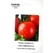 Насіння томату Кемпбелл 33 низькорослий (Італія), 1 г