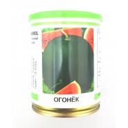 Семена в банках арбуза Огонёк, (Украина), 100г
