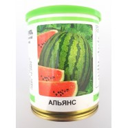 Семена в банках арбуза Альянс, (Украина), 100г