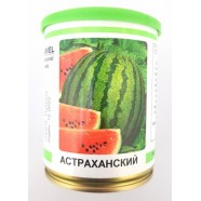 Семена обработанные арбуза Астраханский, (Украина), 100г