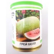 Профессиональные семена арбуза Грей Белл, (Украина), 100г