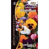 Семена цветов Виола Фантазия смесь, 0,1г