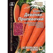 Семена моркови Девочка-Припевочка, 15г