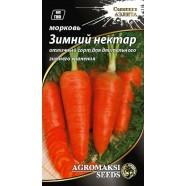 Семена моркови Зимний нектар, 2г