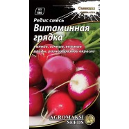 Семена редиса Витаминная грядка смесь, 3г