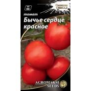 Семена томата Бычье сердце красное, 0,1г