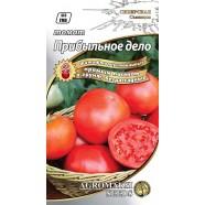 Семена томата безрассадный Прибыльное дело, 0,4г