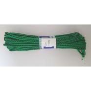 Плетений шнур кольоровий MNM діаметр 5мм, 15м