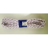 Шнур плетений кольоровий MNM ПЛ-4, 15м