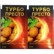 Препарат Престо Турбо, (Семейный сад) інсектицид, 3 мл