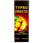 Інсектицид від шкідників Турбо Престо, (Семейный сад) 45 мл
