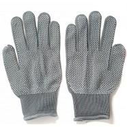 Перчатки стрейчевые с микроточкой