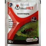 Засіб МуравНЕТ, інсектицидну, 30г