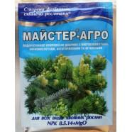 Удобрение Мастер для хвойных растений, 25г.