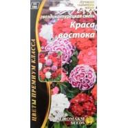 Насіння квітів Гвоздика турецька Краса сходу суміш 0,2 г