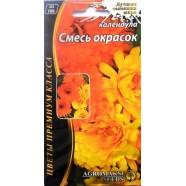 Насіння квітів Календули Суміш забарвлень, 1г