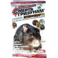 Смерть грызунам зерно, отрава для мышей и крыс, 600г