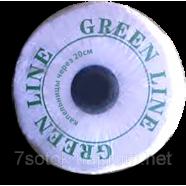 Капельная лента Грин лайн (Green Line), капельницы через 20см, 2000м