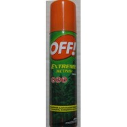 OFF! Экстрим, защита от комаров и клещей 100мл.