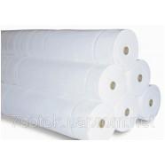 Спанбонд білий, щільність 30г/м. кв., шир.3,2 м, рулон 50м.