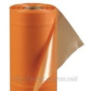 Полиэтиленовая пленка, УФ стабилизация, 150мкм, рукав 3х2, рулон 50м