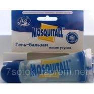 Гель-бальзам после укусов комаров Москитол, 10мл.