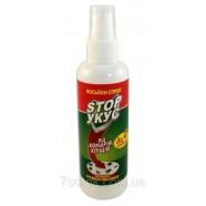 Спрей Стоп Укус от комаров, 100мл.