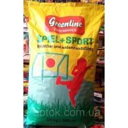 Семена травы для газонов Игровая + Спорт ТМ Greenline, Германия, 10 кг