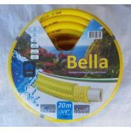 """Армированный нитью шланг Бэлла (BELLA), - 3/4"""" (19мм), длина 20м."""