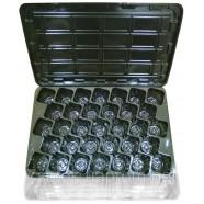 Парничок - касета для розсади, 33 комірки