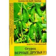 Семена огурца Верные Друзья F1, 0,5кг