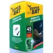 Superbat (СуперБат) жидкость для фумигатора, 45 ночей