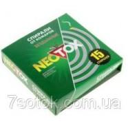 Neotox (Неотокс) двойной эффект, спирали от комаров 15шт.