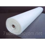 Сетка москитная белая, плотность 50г/м.кв., ширина 1,5м, рулон 50м