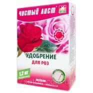 Удобрение для роз кристаллическое, 1,2кг.