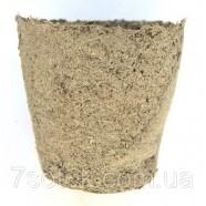 Торфяной горшок (стаканчик для рассады), 60х60мм