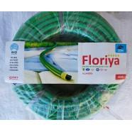 """Поливальний шланг армований Флорія (Floriya), - 1/2"""" (12мм), довжина 50м."""