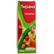 Протравитель семян и клубней Тирана, 50мл.