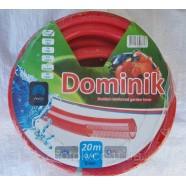 """Армований ниткою шланг Домінік (Dominik), - 3/4"""" (19мм), довжина 20м."""