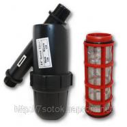 Фильтр для системы капельного орошения сетчатый 1дюйм, 6м³/ч