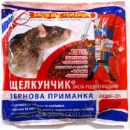 Зерно для мышей и крыс Щелкунчик, 10 кг