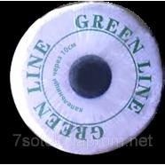 Лента капельная щелевая Грин лайн (Green Line), капельницы через 10см, 1000м