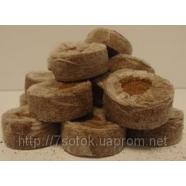 Таблетки кокосовые Jiffy-7 в сеточке Ø30мм, упаковка 1536шт