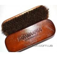 Щетка ГАЙХМААРАА horsehair для обуви и одежды 100%