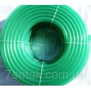 """Шланг поливочный армированный (прозрачный цветной) """"Стандарт"""" - 3/4"""" (19мм), длина 100м."""