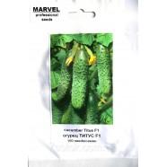 Семена огурца пчелоопыляемого Титус F1 (Польша), 100 шт