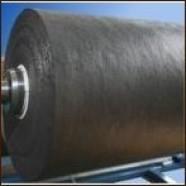 Спанбонд укрывной черный, плотность 50г/м. кв., ширина 3,2м., длина 100м